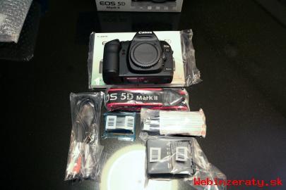Nikon D700 DSLR Fotoaparát, Canon EOS 5D
