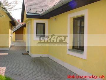 RK-GRAFT ponúka 4-izb. RD Mást