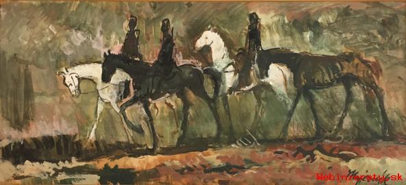 Dielo od Majerníka v ponuke online aukci