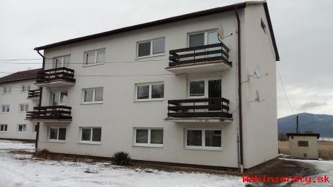 SÚRNY PREDAJ 1 izbový byt vo Vígľaši
