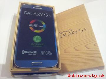 SAMSUNG GALAXY S4 GT-i9505 16GB ARCTIC B