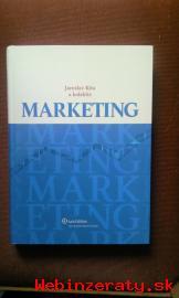 Predam lacno kniku Marketing autor Jaros