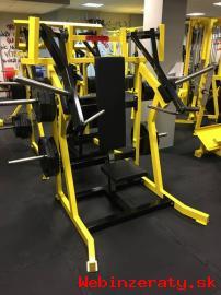 Nakládací fitness stroje typu hammer