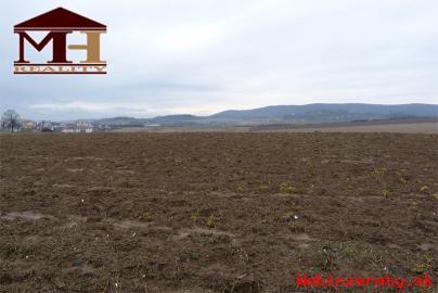 Predaj pozemky na stavbu rodinných domov