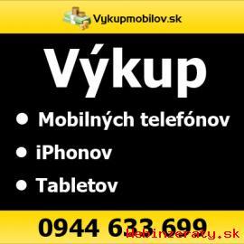 Výkup iPhonov