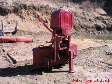 traktorový naviják