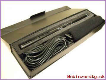 Mikrofon kondendenzátorový