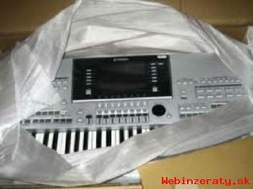 NEW! Sealed  Yamaha Tyros 5 Keyboard war