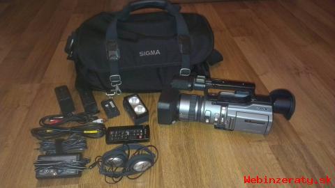 Kamera SONY VX-2100E