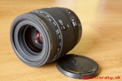 Objektív SIGMA 50mm F2,8 DG macro/Canon
