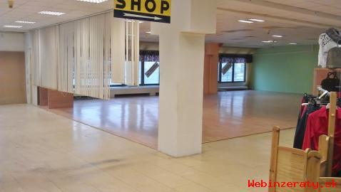 Obchodné priestory na prenájom-Prievidza