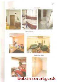 Ponúkam na predaj byt vo Veľkom Krtíši