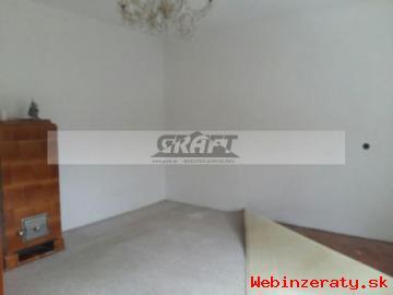 RK-GRAFT ponúka 1-izb.  byt Nám.  Slobod