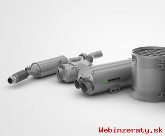 Profesionálne DPF strojové čistenie filt