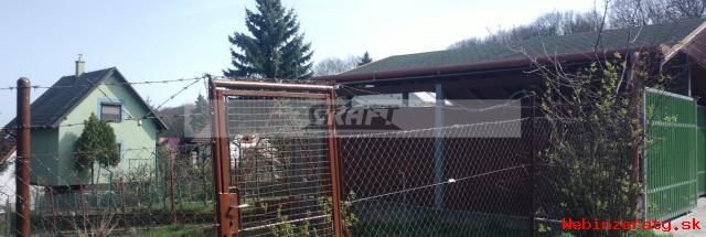 RK-GRAFT ponúka 2-izb.  chatu Dúbravka