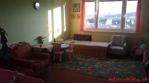 3-izbový priestranný byt Budapeštianska