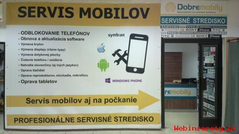 servis mobilov