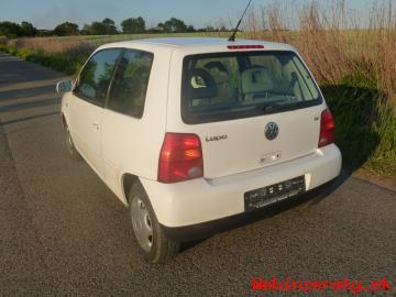 VW Lupo 1,4 16v