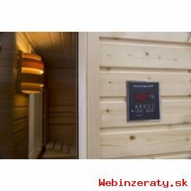 Predám fínsku saunu značky Saunaproject