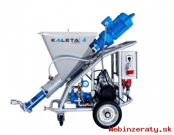 Omietací stroj Kaleta 4