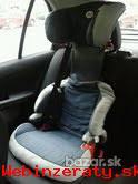 Predam autosedacku Romer Kid Plus
