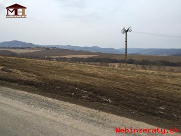 Stavebný pozemok KRUPINA – 909 m2