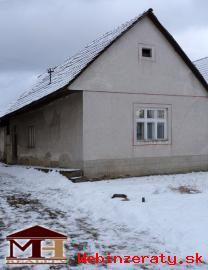 Predaj rodinný dom Sása - ZVOLEN