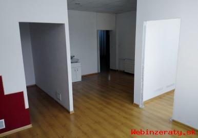Nebytové priestory 96 m2 - Prievidza