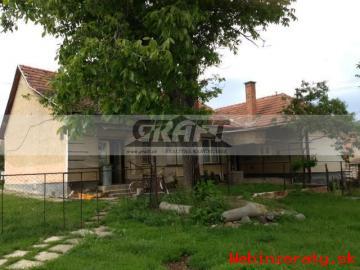 RK-GRAFT ponúka Starší 4-izb.  rodinný d