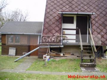 RK-GRAFT ponúka murovanú chatu - Lozorno