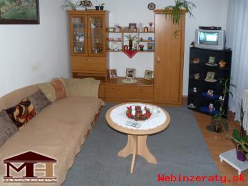 2-izbový byt s balkónom KRUPINA