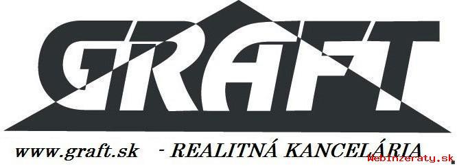 RK-GRAFT ponúka 1- izb.  byt Pezinok