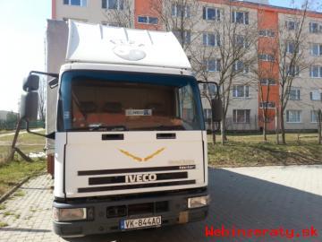 Predám IVECO EURO CARGO TECTOR 80 EL 15P