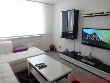 1 izbový byt prerobený na 2 izbový v Tv