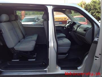 VW T5 TDi Long 5m  96kW/131PS/,M6