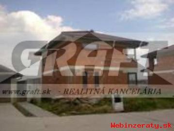 4-izb.  RD /HRUBÁ STAVBA/ Malinovo