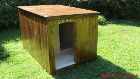 Bezpečný a kvalitný domov vášmu psíkovi