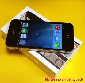 Predám Apple iPhone 4S 16GB