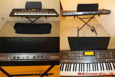Roland EXR 7s