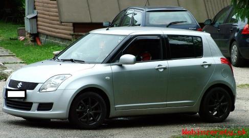 Predám    Suzuki Swift 1,3 GLX AC