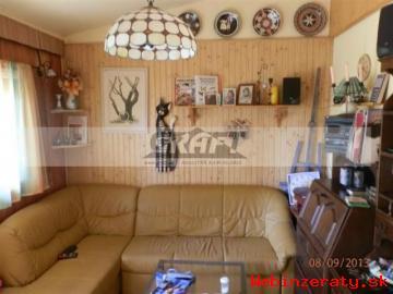 RK-GRAFT ponúka 3-izb.  chatu Malé Levár