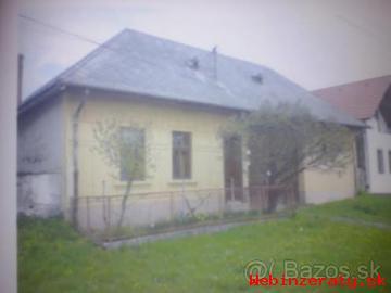 Hontianske Moravce - Veľký rodinný dom