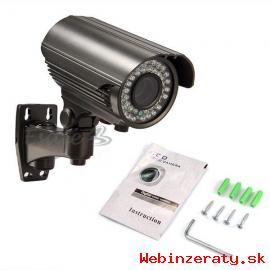 Bezpecnostne kamery