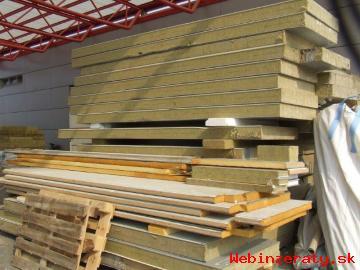 Predaj panelov 150 mm