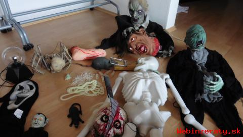 Strašidelná izba