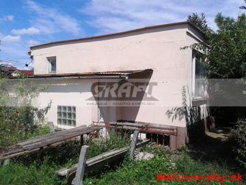 RK-GRAFT ponúka chatu Brezová ul.