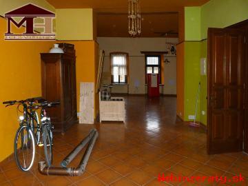 Predaj rodinný dom v centre mesta
