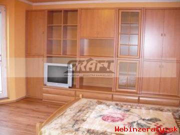 RK-GRAFT ponúka 1-izb.  byt Budovateľská