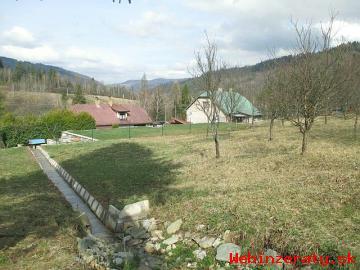 Predám chatu v obci Stará Voda