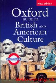Oxford Guide to B & A Culture